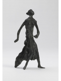 Walking Woman by John Bridgeman