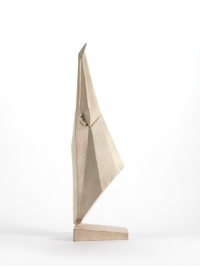 Gannet Head Maquette by Terence Coventry