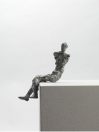 Twisting Figure by John Bridgeman