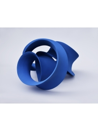 Blue Loop by Merete Rasmussen
