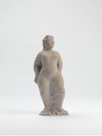 Standing girl by Harold Ambellan