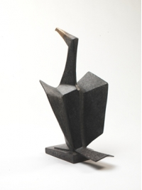 Maquette for Cormorant I by Terence Coventry