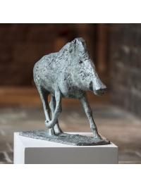 Wild Boar by Elisabeth Frink