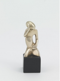 Kneeling Figure by Tim Radcliffe