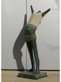 Vital Man by Terence Coventry with Knitwear by Victoria Underwood