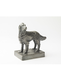 Merlin - Study for Dog by David Backhouse