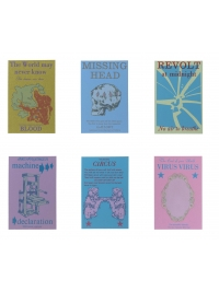Six Small Prints by Andy Kinnear