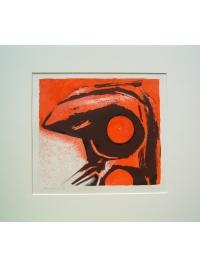 Cockerel by Bernard Meadows