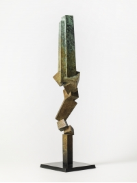 Maquette for Advocate II by Bruce Beasley