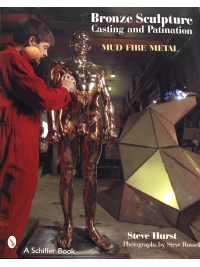 Bronze Sculpture Casting and Patination: Mud, Fire, Metal