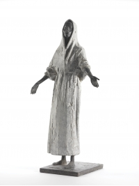 Shrouded Figure I by David Backhouse
