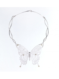 Metamorphosis Necklace by Mark Huggins