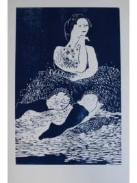 Flounce by Sue Freeborough