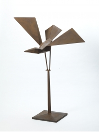 Alighting Bird II by Terence Coventry