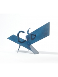 Maquette for Falcone by Bryan Kneale