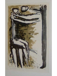Mother and Child by Kenneth Armitage