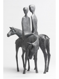 Riders by Terence Coventry