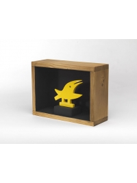 Yellow Bird by Jon Buck