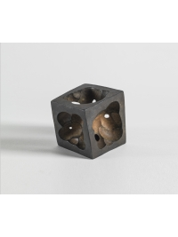 Indensity Cube Small by Almuth Tebbenhoff