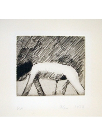 Crawling Woman by Kenneth Armitage
