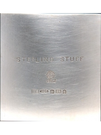 Sterling Stuff: fifty sculptors invited to create a piece in silver