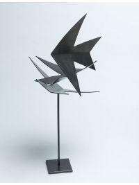 Three Bird Forms by Terence Coventry