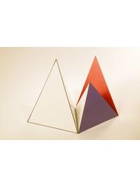 Three Pyramids by Lynn Chadwick