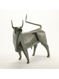 Standing Bull II by Terence Coventry