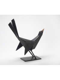 Displaying Blackbird by Terence Coventry