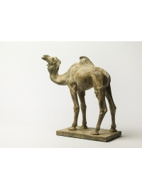 Camel Maquette by Jonathan Kingdon
