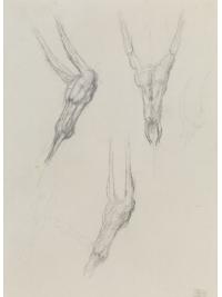 Figure/Head by Ralph Brown