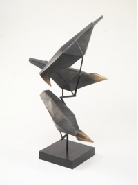 Tree of Jackdaws by Terence Coventry