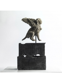 Sphincs, Maquette for the Fourth Plinth by Angelo Santonicola