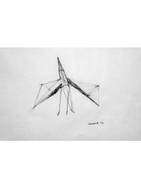 Bird II by Lynn Chadwick