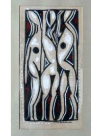 Les Trois Femmes by Harold Ambellan
