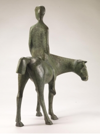 Rider II by Terence Coventry