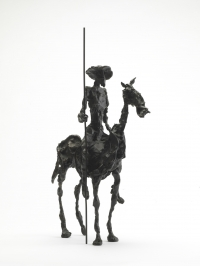 Don Quixote Sketch by Deborah van der Beek