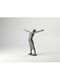 Sunrise Woman Maquette by Terence Coventry