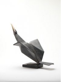 Maquette for Cormorant II by Terence Coventry