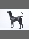 Small Standing Dog II by Terence Coventry