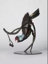 Mascarene Parrot by Nick Bibby