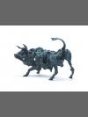 Fighting Bull by Deborah van der Beek