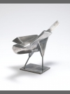 Silver Jackdaw by Terence Coventry